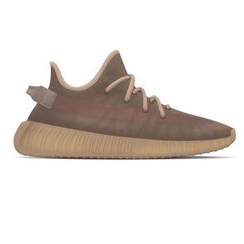 Мужские кроссовки Adidas Yeezy 350 V2 Mono Mist