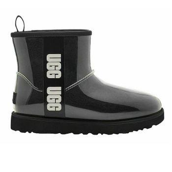 Ugg Women's Classic Clear Mini Boots Black