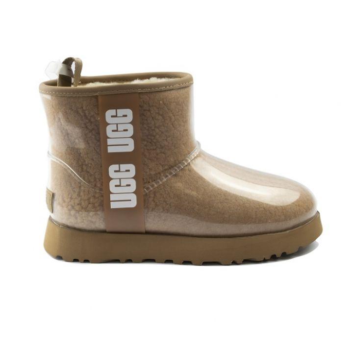 Ugg Women's Classic Clear Mini Boots Sand