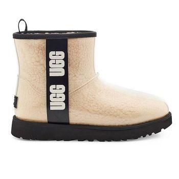 Ugg Women's Classic Clear Mini Boots Chestnut