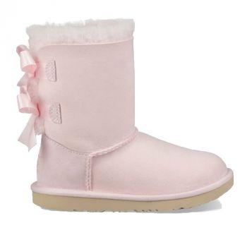 Детские угги Ugg Kids Bailey Bow II Pink