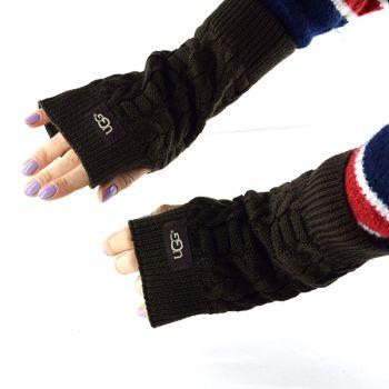 Женские перчатки Ugg Gloves Chocolate