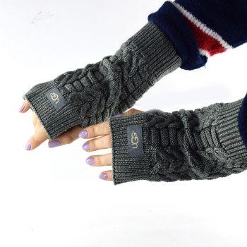 Женские перчатки Ugg Gloves Grey