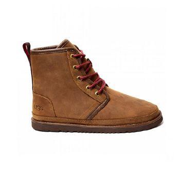 Мужские ботинки Ugg Men's Harkley Boot Chocolate